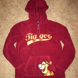 Disney - Tigger Fleece Hoodie